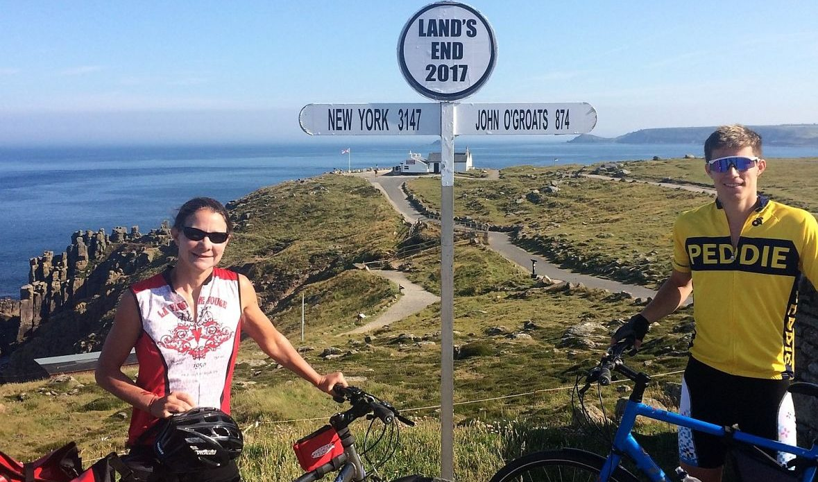 LEJOG (Lands End to John O'Groats)