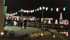 Mousehole lights