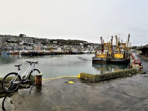 Newlyn Fishing Harbour