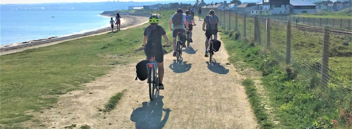Mounts Bay Cycle Path