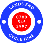 Lands End Cycle Hire Logo